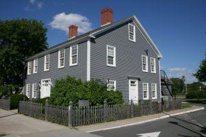 Stearns Tavern, Worcester MA (Photo courtesy of Wikimedia)